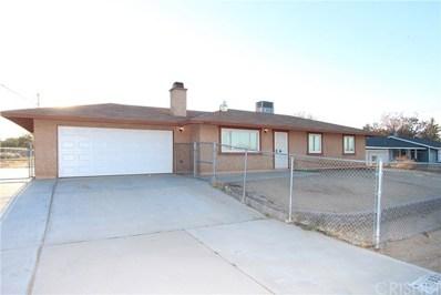 40333 162nd Street E, Palmdale, CA 93591 - MLS#: SR18225086