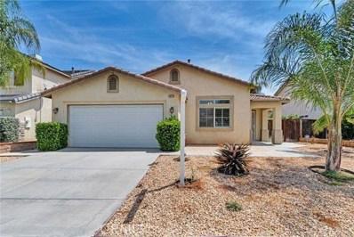 15576 Buckboard Lane, Moreno Valley, CA 92555 - MLS#: SR18225398