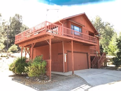2423 Ironwood Drive, Pine Mtn Club, CA 93222 - MLS#: SR18225568