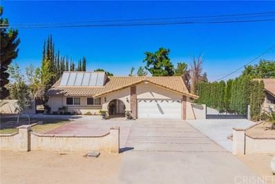 13235 E Avenue W11, Pearblossom, CA 93553 - MLS#: SR18225604