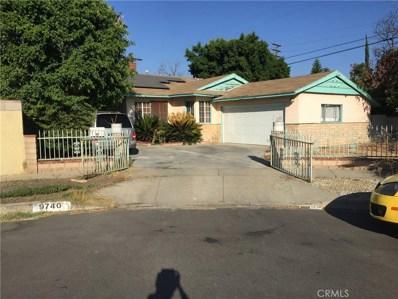 9740 Roslyndale Avenue, Arleta, CA 91331 - MLS#: SR18225610