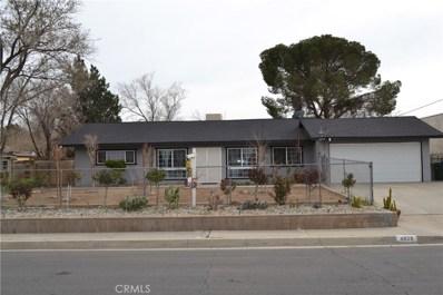 4828 W Avenue L12, Lancaster, CA 93536 - MLS#: SR18225699