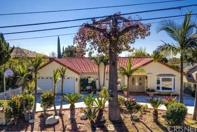 1844 E Mendocino Street, Altadena, CA 91001 - MLS#: SR18225722