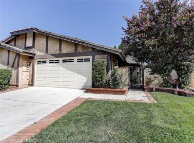 25808 El Gato Place, Valencia, CA 91355 - MLS#: SR18226263