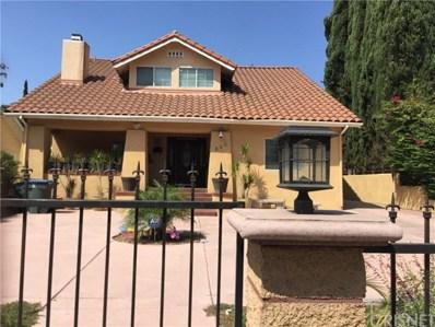 895 N Los Robles Avenue, Pasadena, CA 91104 - MLS#: SR18226299