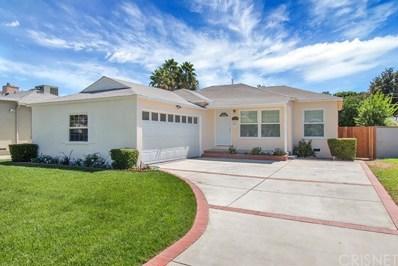 17626 Haynes Street, Van Nuys, CA 91406 - MLS#: SR18226405