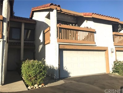 20963 Judah Lane, Newhall, CA 91321 - MLS#: SR18226699