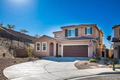 37421 Woodsia Court, Palmdale, CA 93551 - MLS#: SR18226730