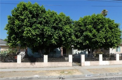13307 Terra Bella Street, Pacoima, CA 91331 - MLS#: SR18226916