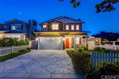 4535 Atoll Avenue, Sherman Oaks, CA 91423 - MLS#: SR18227216