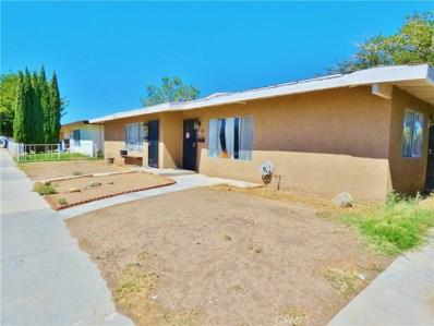 2139 E Avenue Q6, Palmdale, CA 93550 - MLS#: SR18227298