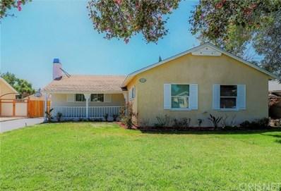 17110 Tribune Street, Granada Hills, CA 91344 - MLS#: SR18227448