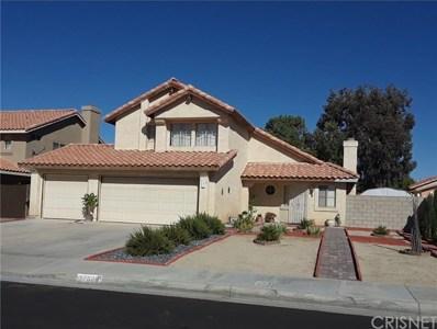 37908 Sweetbrush Street, Palmdale, CA 93552 - MLS#: SR18228008