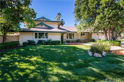 16900 Pineridge Drive, Granada Hills, CA 91344 - MLS#: SR18228044