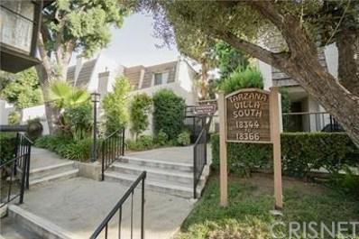 18348 Collins Street UNIT C, Tarzana, CA 91356 - MLS#: SR18228835