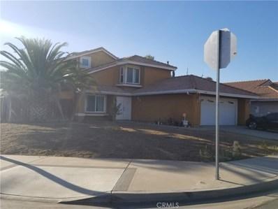 13861 Cumin Street, Moreno Valley, CA 92553 - MLS#: SR18229034