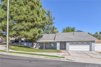 18921 Ermine Street, Canyon Country, CA 91351 - MLS#: SR18229247