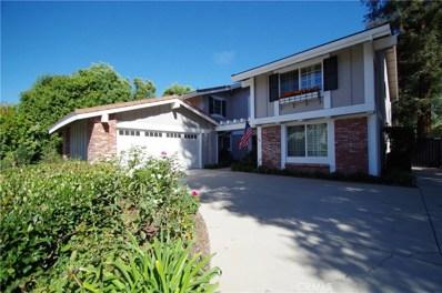 852 Blue Spring Drive, Westlake Village, CA 91361 - MLS#: SR18229331