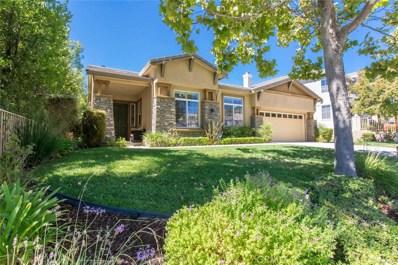 28517 Hidden Hills Drive, Saugus, CA 91390 - MLS#: SR18229370