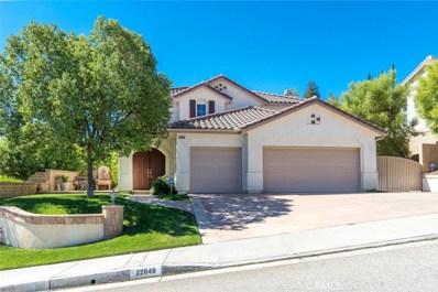 22848 Boxwood Lane, Saugus, CA 91390 - MLS#: SR18229400