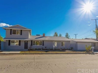 17812 Silverstream Drive, Canyon Country, CA 91387 - MLS#: SR18229627