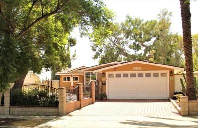17212 Index Street, Granada Hills, CA 91344 - MLS#: SR18229660