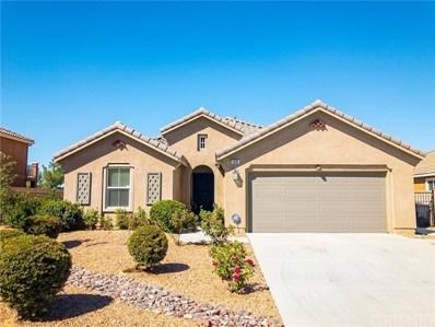 1635 Panther Drive, Palmdale, CA 93551 - MLS#: SR18229676
