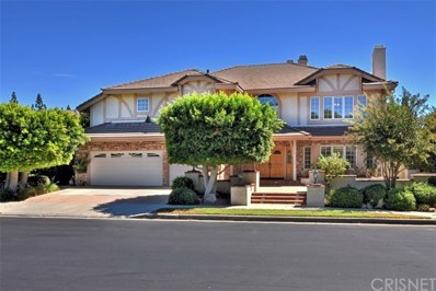 18621 Hillsboro Road, Porter Ranch, CA 91326 - MLS#: SR18229899