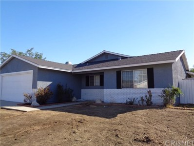37624 Millbrook Lane, Palmdale, CA 93550 - MLS#: SR18230337