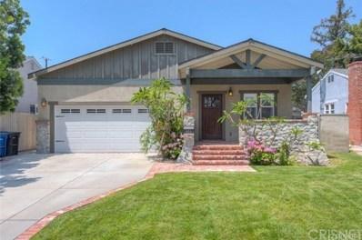821 N Frederic Street, Burbank, CA 91505 - MLS#: SR18230505