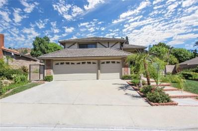 18575 Brasilia Drive, Porter Ranch, CA 91326 - MLS#: SR18230779