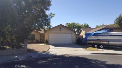 36853 Apache Plume Drive, Palmdale, CA 93550 - MLS#: SR18231004