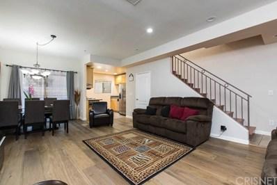 7223 Baird Avenue UNIT 105, Reseda, CA 91335 - MLS#: SR18231026