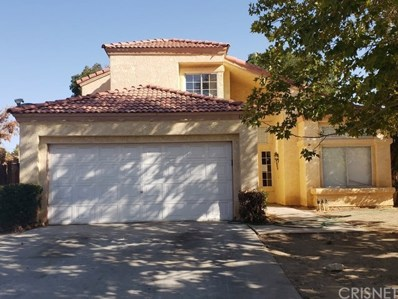 1733 E Norberry Street, Lancaster, CA 93535 - MLS#: SR18231030