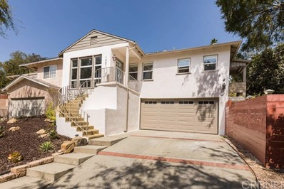 1901 Hill Drive, South Pasadena, CA 91030 - MLS#: SR18231079