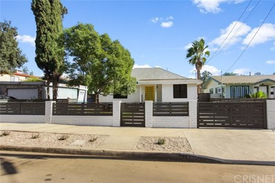 242 Thorne Street, Los Angeles, CA 90042 - MLS#: SR18231153