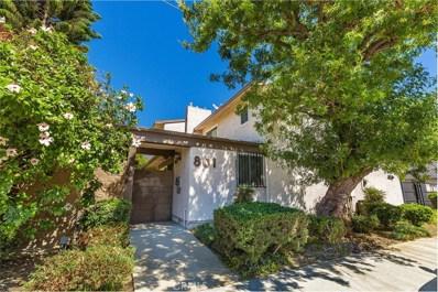 801 E Acacia Avenue UNIT E, Glendale, CA 91205 - MLS#: SR18231231