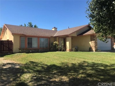 2070 Candice Avenue, Rosamond, CA 93560 - MLS#: SR18231285