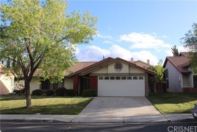 4624 Cocina Lane, Palmdale, CA 93551 - MLS#: SR18231776