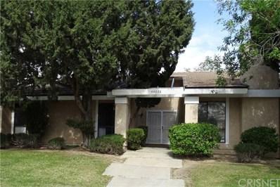 44036 30th Street W, Lancaster, CA 93536 - MLS#: SR18231844