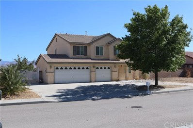 332 Fantasy Street, Palmdale, CA 93551 - MLS#: SR18231906