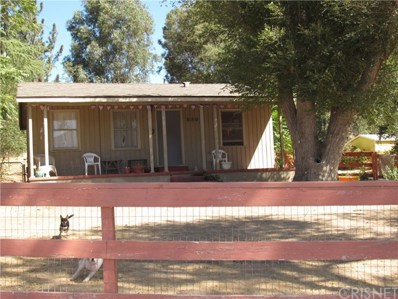 8805 Elizabeth Lake Road, Leona Valley, CA 93551 - MLS#: SR18232098