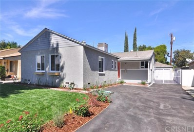17637 Gilmore Street, Lake Balboa, CA 91406 - MLS#: SR18232150
