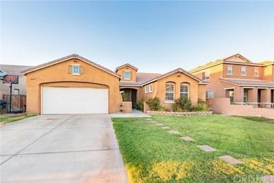 3215 Tumble Weed Avenue, Rosamond, CA 93560 - MLS#: SR18232337