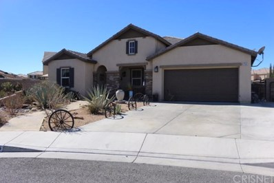 37845 Old Adobe Court, Palmdale, CA 93552 - MLS#: SR18232342