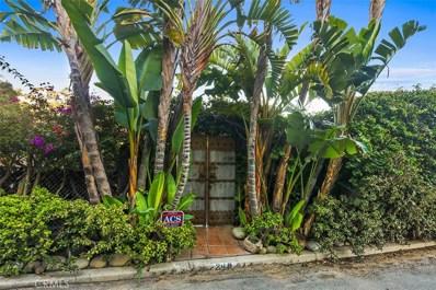 210 Mantua Road, Pacific Palisades, CA 90272 - MLS#: SR18232803