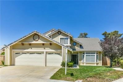 2001 Falcon Avenue, Palmdale, CA 93551 - MLS#: SR18232830