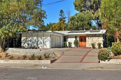 7068 Middlesbury Ridge Circle, West Hills, CA 91307 - MLS#: SR18232941
