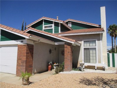 4645 Dowel Avenue, Palmdale, CA 93552 - MLS#: SR18233318