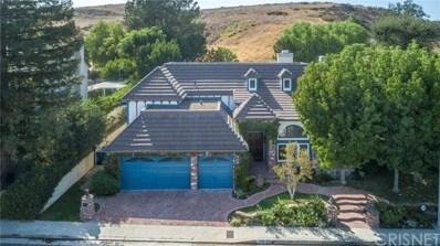 6145 Paseo La Vista, Woodland Hills, CA 91367 - MLS#: SR18233410